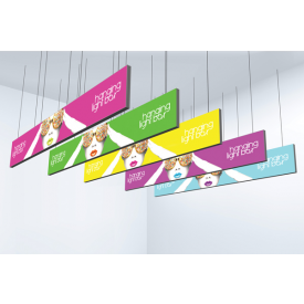 Vector Frame Hanging Light Boxes